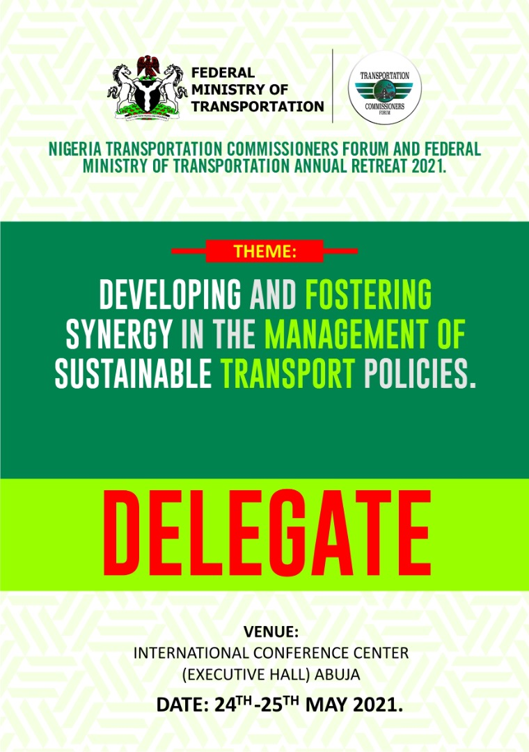 Ministry of Transport & Transport Commissioners Forum